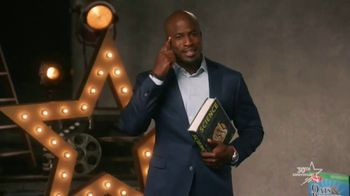 The More You Know TV Spot, 'Akbar Gbaja-Biamila on Reading'