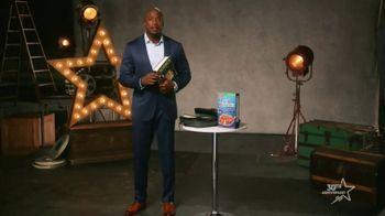 The More You Know TV Spot, 'Akbar Gbaja-Biamila on Reading' - Thumbnail 3