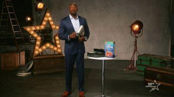 The More You Know TV Spot, 'Akbar Gbaja-Biamila on Reading' - Thumbnail 5