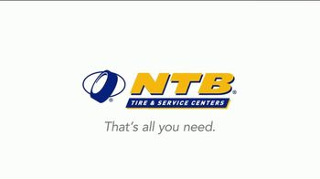 NTB TV Spot, 'Buy Three Tires, Get One Free: $70 Continental Rebate and Oil Change' - Thumbnail 6