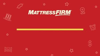 Mattress Firm 4th of July Sale TV Spot, 'Free Free Free: Father's Day Deal' - Thumbnail 1