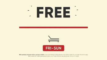 Mattress Firm 4th of July Sale TV Spot, 'Free Free Free: Father's Day Deal' - Thumbnail 4