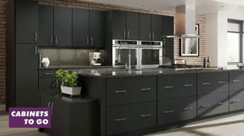 Cabinets To Go End of Quarter Clearance Sale TV Spot, 'Save on Your Dream Kitchen' - Thumbnail 1
