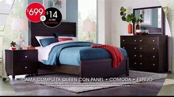 Rooms to Go TV Spot, 'Ahora: dormitorios' [Spanish] - Thumbnail 5