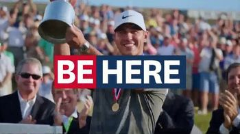 US Open TV Spot, 'Be Here for 2020' - Thumbnail 9