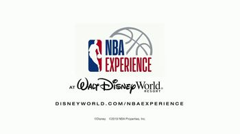 Walt Disney World Resort TV Spot, 'NBA Experience: Don't Count Me Out' - Thumbnail 10