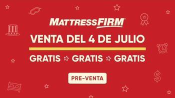 Mattress Firm Pre-Venta del 4 de Julio TV Spot, 'Día del padre' [Spanish] - Thumbnail 1