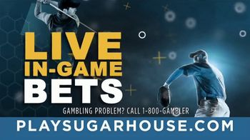SugarHouse TV Spot, 'Legal Betting' - Thumbnail 4