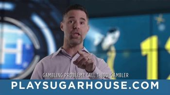 SugarHouse TV Spot, \'Legal Betting\'