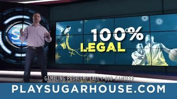 SugarHouse TV Spot, 'Legal Betting' - Thumbnail 8