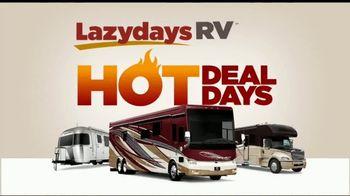 Lazydays Hot Deal Days TV Spot, '2019 Forest River Cherokee' - Thumbnail 6