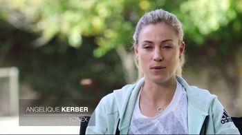 Tennis Industry Association TV Spot, 'Tips: Restringing Racquets' Feat. Angelique Kerber, Denis Shapovalov - Thumbnail 4