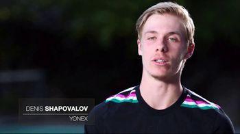 Tennis Industry Association TV Spot, 'Tips: Restringing Racquets' Feat. Angelique Kerber, Denis Shapovalov - Thumbnail 6
