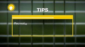 Tennis Industry Association TV Spot, 'Tips: New Racquets' Feat. Caroline Wozniacki, Rafael Nadal - Thumbnail 7