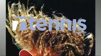 TENNIS Magazine TV Spot, 'Revamped Look' - Thumbnail 2