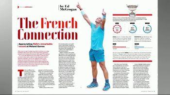 TENNIS Magazine TV Spot, 'Revamped Look' - Thumbnail 3