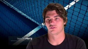 Tennis Industry Association TV Spot, 'Tips: New Racquets' Feat. Taylor Fritz, Marin Cilic - Thumbnail 2