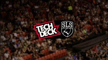 Tech Deck TV Spot, 'SLS World Tour Partner: London' Featuring Torey Pudwill - Thumbnail 1