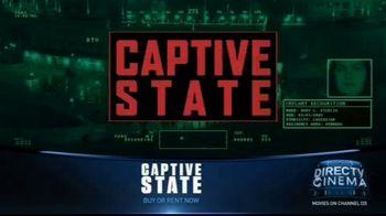 DIRECTV Cinema TV Spot, 'Captive State' - Thumbnail 1
