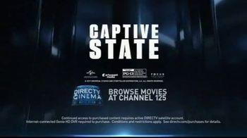 DIRECTV Cinema TV Spot, 'Captive State' - Thumbnail 9