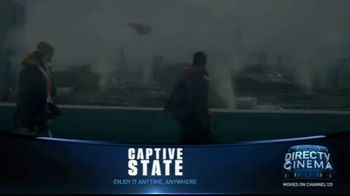 DIRECTV Cinema TV Spot, 'Captive State' - Thumbnail 2