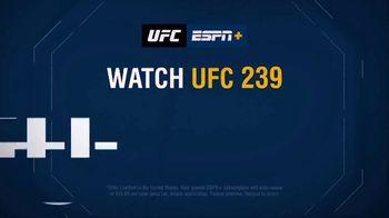 ESPN+ TV Spot, 'UFC 239: Jones vs. Santos' - Thumbnail 5