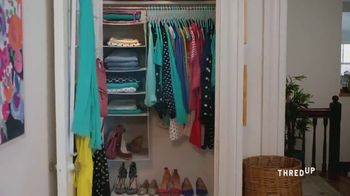 thredUP TV Spot, 'The Cure for the Common Closet' - Thumbnail 9