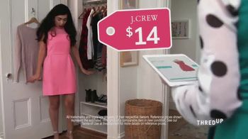 thredUP TV Spot, 'The Cure for the Common Closet' - Thumbnail 7