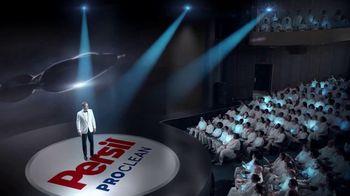 Persil ProClean Discs TV Spot, 'El futuro de la lavandería' con Peter Hermann [Spanish] - 11938 commercial airings
