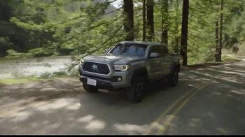 2019 Toyota Tacoma TV Spot, 'The Great Outdoors' [T2] - Thumbnail 1