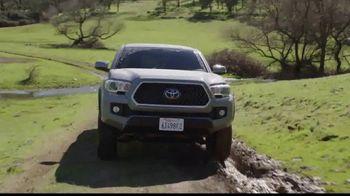 2019 Toyota Tacoma TV Spot, 'The Great Outdoors' [T2] - Thumbnail 4