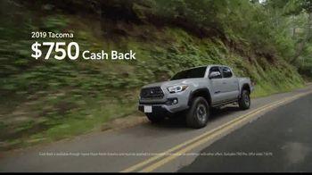 2019 Toyota Tacoma TV Spot, 'The Great Outdoors' [T2] - Thumbnail 6
