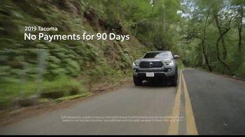 2019 Toyota Tacoma TV Spot, 'The Great Outdoors' [T2] - Thumbnail 7