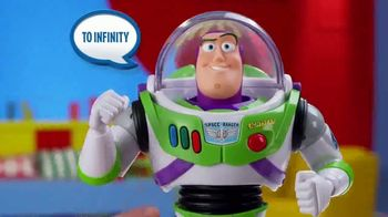 Toy Story 4 Talking Action Figures TV Spot, 'Ready for Adventure' - Thumbnail 3