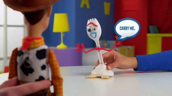 Toy Story 4 Talking Action Figures TV Spot, 'Ready for Adventure' - Thumbnail 9