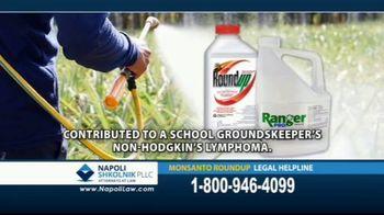 Napoli Shkolnik PLLC TV Spot, 'Monsanto Roundup Legal Helpline' - Thumbnail 7
