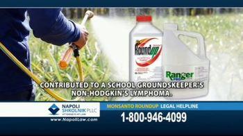 Napoli Shkolnik PLLC TV Spot, 'Monsanto Roundup Legal Helpline' - Thumbnail 8