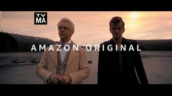 Amazon Prime Video TV Spot, 'Good Omens: Pedigree' Song by Queen & David Bowie - Thumbnail 1