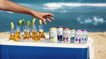 BON & VIV Spiked Seltzer TV Spot, 'No Lime Needed'