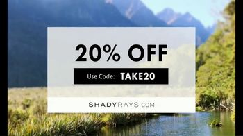 Shady Rays TV Spot, 'Take 20' - Thumbnail 7
