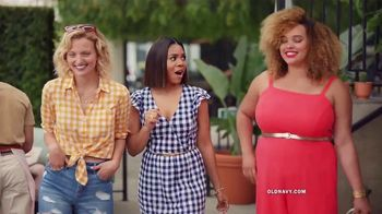 Old Navy TV Spot, 'Place to Be: 50 Percent Off' Featuring Regina Hall
