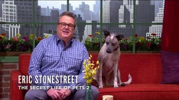 Clear the Shelters TV Spot, 'The Secret Life of Pets 2: Forever Home' Feat. Lake Bell, Patton Oswalt - Thumbnail 4
