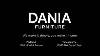Dania Furniture Clearance Event TV Spot, 'Modern and Contemporary: 60 Percent' - Thumbnail 7