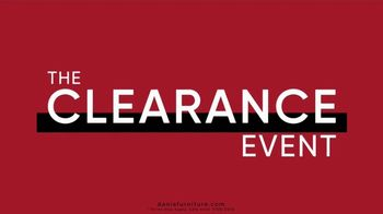 Dania Furniture Clearance Event TV Spot, 'Modern and Contemporary: 60 Percent' - Thumbnail 2
