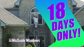 Wallside Windows 75th Anniversary TV Spot, 'Half-Off Every Window' - Thumbnail 2