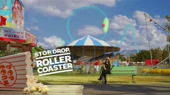 Pepsi TV Spot, 'Summergram: Stop. Drop. Roller Coaster' - Thumbnail 6