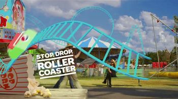 Pepsi TV Spot, 'Summergram: Stop. Drop. Roller Coaster' - Thumbnail 7