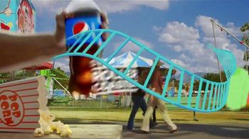 Pepsi TV Spot, 'Summergram: Stop. Drop. Roller Coaster' - Thumbnail 8