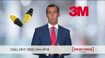 Morgan and Morgan Law Firm TV Spot, 'Consumer Alert: 3M Earplugs'