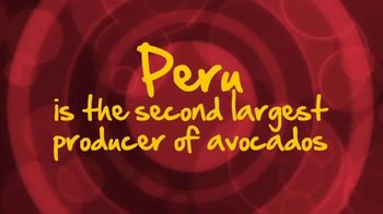 Avocados from Peru TV Spot, \'World Avocado Month: Savory Addition\'